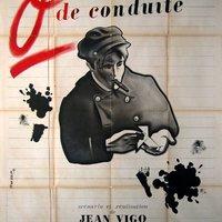 70. Magatartásból Elégtelen (Zéro de Conduite) - 1933