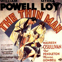 87. A Sovány Ember (The Thin Man) - 1934