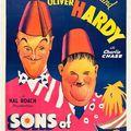 80. Stan és Pan a Sivatag Fiai - Sons of the Desert (1933)