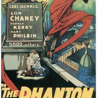 26. Az Operaház Fantomja (The Phantom of the Opera) - 1925