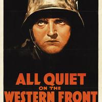 51. Nyugaton a Helyzet Változatlan - (All Quiet on the Western Front) - 1931