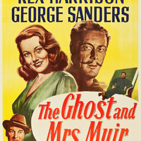 199. Mrs. Muir és a Kísértet (The Ghost and Mrs. Muir) - 1947