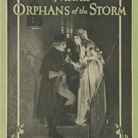 11. Árvák a Viharban (Orphans of the Storm) - 1921