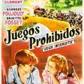 243. Tiltott Játékok (Jeux Interdits) - 1952