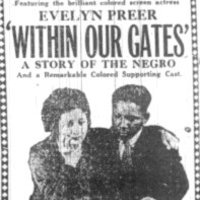 9. Within our Gates (1920)