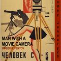 45. Ember a Felvevőgéppel (Человек с киноаппаратом) - 1929