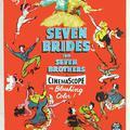 271. Hét Menyasszony Hét Testvérnek (Seven Brides for Seven Brothers) - 1954