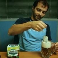Heineken-tea