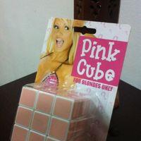 Rubik kocka szőkéknek