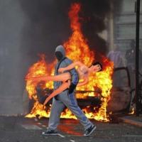 Londoni zavargások 2011