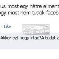 Tudatalattival facebookozik