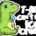 Dinonak időzített poszt keddre