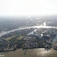 Aerial virtual tour of London