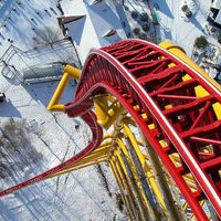 Video: Backyard Roller Coaster
