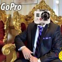 Kis GoPro
