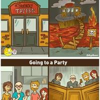 Szociális szorongás vs. Valóság........