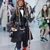 Egyesített Johnny Depp karakterek