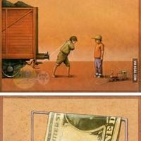 Elképesztően IGAZ Társadalmi problémák ábrázolása