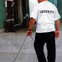 Biztonsági szolgálat