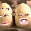 Klasszik: sikoltozó tojások