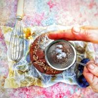 Szilvás- fahéjas süti cukormentesen