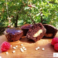 Reese's muffin cukormentesen