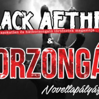 A The Black Aether és a Borzongás közös pályázata