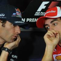 Webber a Ferrarinál?