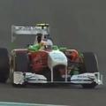 Miért rezeg Massa szárnya?
