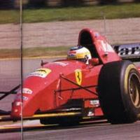 Fisichella 14 év után vezet újra Ferrarit