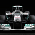 Az első kép Schumacher új Mercijéről