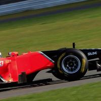 A Marussia a második nem kacsaorrú autó