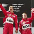 Massa: Nem leszek Barrichello