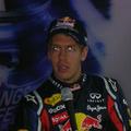 Vettel: Esett a sztrádán, folyamatosan előztek