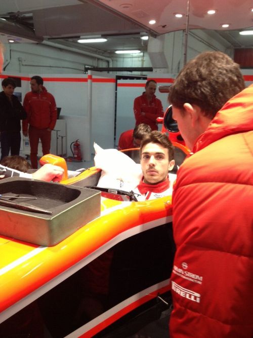 Bianchi Marussia seat fitting2.jpg