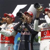 A McLaren kivetette a hálóját Vettelre