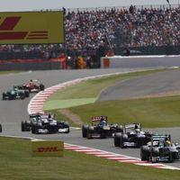 Rosberg nyert, a Pirelli veszített Silverstone-ban