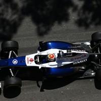 Mercedes-motorral támad jövőre a Williams