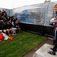 Visszaszámlálás: interjú Sebastian Vettellel
