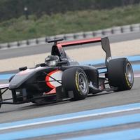 Silverstone-ban teszteli GP3-as autóját Kiss Pál Tamás
