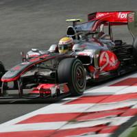 Hamilton nyert Spában, átvette a vb vezetését Webbertől