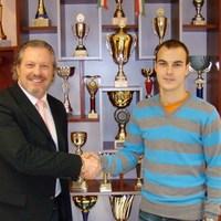 Stefano Favaro lett Kiss Pál Tamás menedzsere
