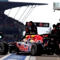 Pénteken Webber a menő a Nürburgringen