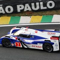 WEC: Legyőzte az Audit a Toyota Sao Paulóban!