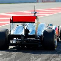 A McLarennél csak a HRT tesztelt kevesebbet idén