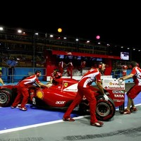 Harmadik erővé süllyedt a Ferrari