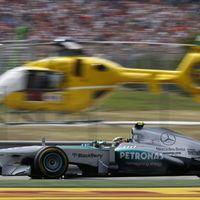 Hamilton önmagát is meglepte – Grosjean megtarthatja a 3. rajthelyet a Hungaroringen