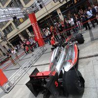 Három F1-es autót állít ki a McLaren a Belvárosi Nagydíj idején