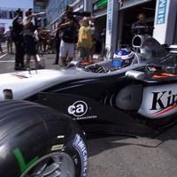 F1 Retro 2002
