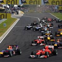 Webber nyert, Vettel nyelt, Alonso csak mosolygott a Hungaroringen